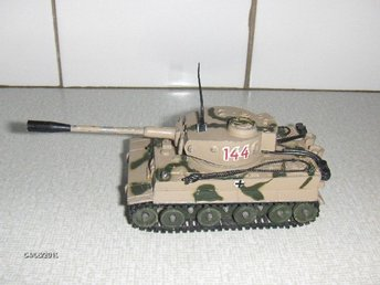 Corgi Toys - German Tiger 1 Stridsvagn Tanks - Vintage Retro