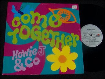 "HOWIE J & CO - COME TOGETHER 12"" 1990 UK VG++"