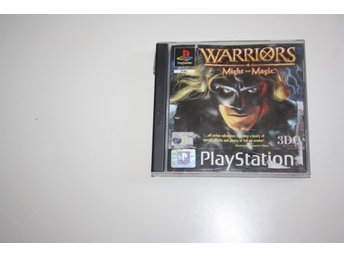 WARRIORS OF MIGHT AND MAGIC PS1