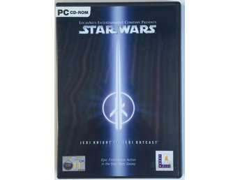 Star Wars: Jedi Knight II (Jedi Outcast) - PC - MKT FINT SKICK - KOMPLETT