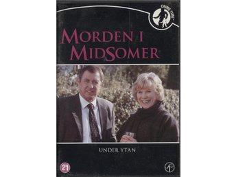 Morden I Midsomer 21: Under Ytan - 2001 - OOP - DVD - Bålsta - Morden I Midsomer 21: Under Ytan - 2001 - OOP - DVD - Bålsta