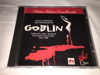 Goblin: Their Hits, Rare Tracks And Outtakes Collection