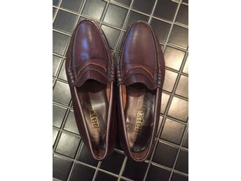 Loafers Dexter Bordeaux nya