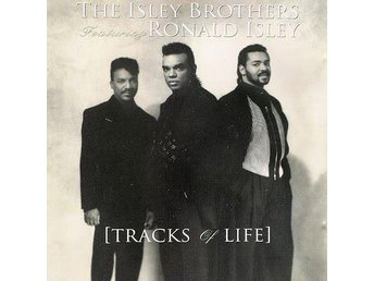 The Isley Brothers-Tracks Of Life (1992) CD, Warner Bros. OOP, Classic Soul/Funk
