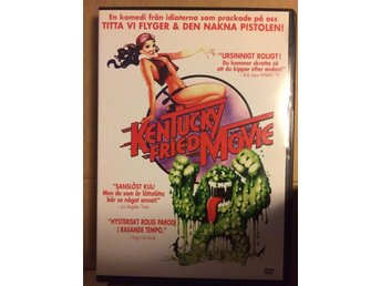 DVD-film: Kentucky fried movie