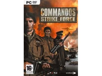 PC - Commandos Strike Force (Beg)