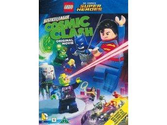 """Javascript är inaktiverat. - Floda - Hejsan!!! Säljer en ny inplastad dvd """"Lego justiceleague cosmic clash"""". Du som köpare står för frakten. Har du några frågor- maila mig gärna:-) Ha det goast!!//Flitlisa - Floda"""