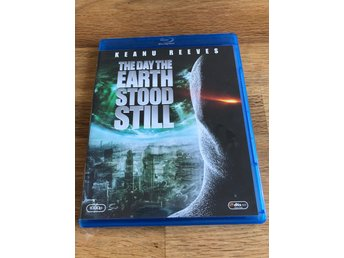 The day the earth stood still - Sv. Text - Blu ray