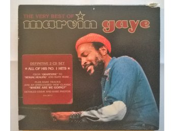 "MARVIN GAYE dubbel CD ""the very best of"""