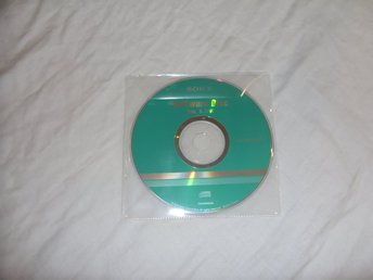 Sony Software Disc Rev 5.31W 2004 Windows PC CD ROM