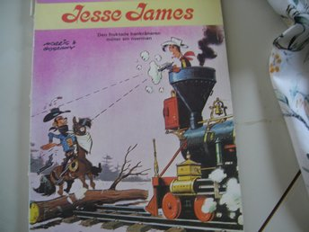 Lucky Luke - Jesse James