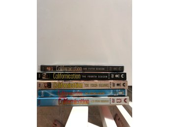 Californication DVD säsong 1-5