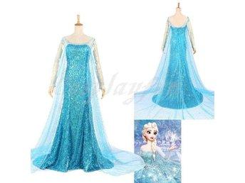 elsa klänning dam