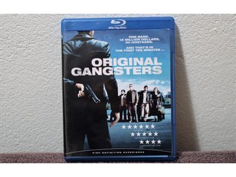 ORIGINAL GANGSTERS   BLU-RAY
