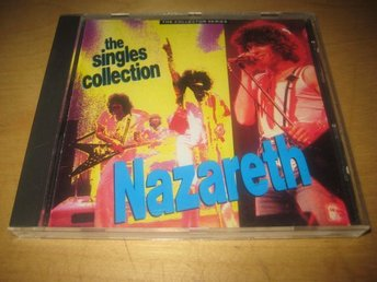 NAZARETH - THE SINGLES COLLECTION.