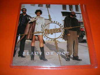 FUGEES - ready or not  - cds  - OBS !!    (cd)