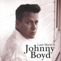 Johnny Boyd - Last Word In - CD NY - FRI FRAKT
