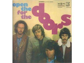 THE DOORS - OPEN THE DOORS FOR THE DOORS. (GERMAN CLUB EDITION) LP - Nacka - THE DOORS - OPEN THE DOORS FOR THE DOORS. (GERMAN CLUB EDITION) LP - Nacka