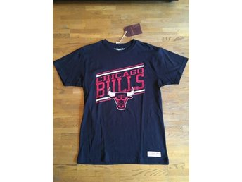 Chicago Bulls NBA T-Shirt Mitchell & Ness M&N Small