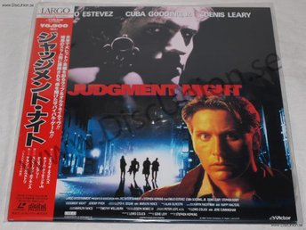 JUDGEMENT NIGHT -  JAPAN LD
