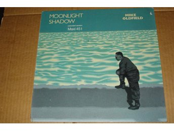 "Mike Oldfield - Moonlight Shadow (12"" Maxi 45 t)"