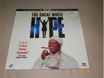 The great white hope - Widescreen edition - 1st Laserdisc