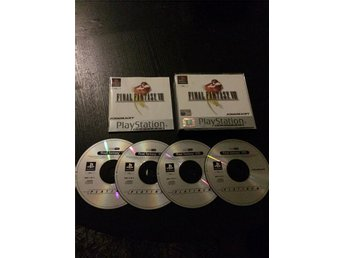 Final Fantasy 8 PS1