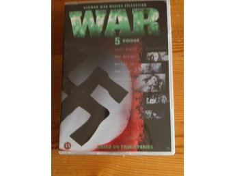 """German War Movies Collection """" 5-disc """" ! Ny o Inplastad ! - Kristianstad - German War Movies Collection """" 5-disc """" ! Ny o Inplastad ! - Kristianstad"""