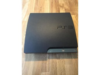 Playstation 3 110GB + tre spel