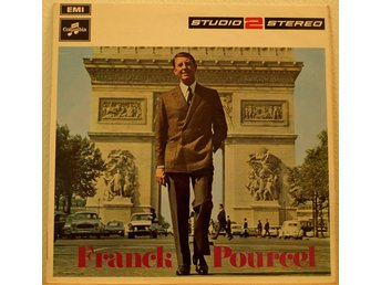 LP. FRANCK POURCEL - FRANCK POURCEL. UK. 1969.