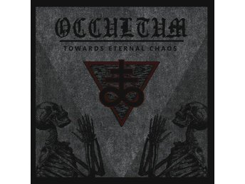 Occultum -Towards Eternal Chaos cd 2016 Polish black metal