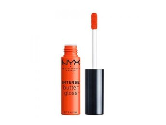 NYX PROF. MAKEUP Intense Butter Gloss - Orangesicle