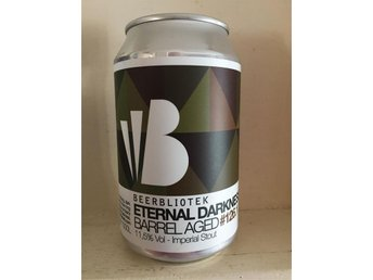Beerbliotek Eternal Darkness Barrel Aged