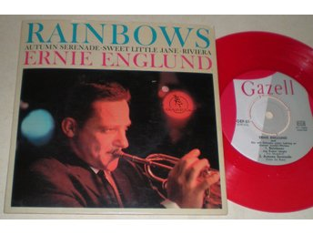 Ernie Englund EP/PS Rainbows 196? VG++