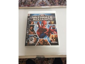 Ps3 - Marvel Ultimate Alliance