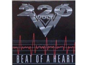 """220 Volt title* Beat Of A Heart* EU 7"""" - Hägersten - 220 Volt title* Beat Of A Heart* EU 7"""" - Hägersten"""