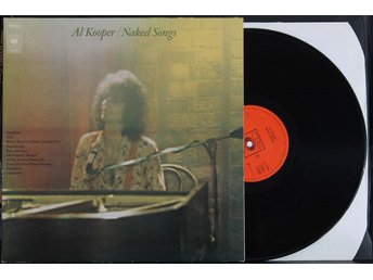Al Kooper – Naked Songs – LP - Norrahammar - Al Kooper – Naked Songs – LP - Norrahammar