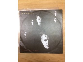 Madness - yesterdays men 7""