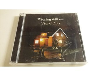Weeping Willows: Fear & Love CD (Magnus Carlson) Svårhittad