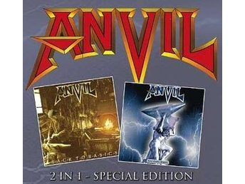ANVIL-2 In 1-Back To Basics/Still Going Strong-Ny Special Edition Fold Out Digi