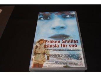 VHS-film: Fröken Smillas känsla för snö - Kosta - VHS-film: Fröken Smillas känsla för snö - Kosta