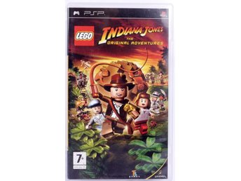 PSP Lego Indiana Jones: The Original Adventure -  - PAL (EU)
