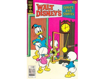 Walt Disneys Comics and Stories nr 452 (1978) / VG / bra lässkick