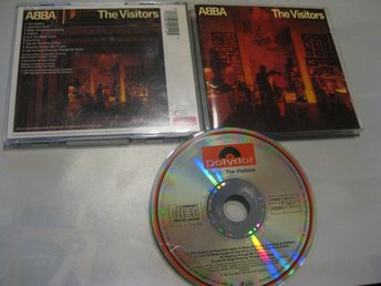 ABBA The visitors   Made in Germany REPRESS