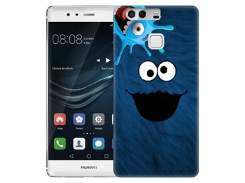 Huawei P9 Skal Cookie Monster