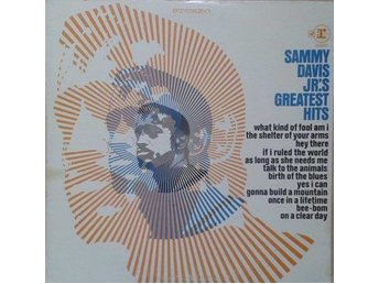 Sammy Davis Jr. title* Sammy Davis Jr.'s Greatest Hits* Jazz, Pop, Vocal LP Comp