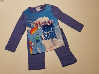 NY Pyjamas från My little pony strl 104