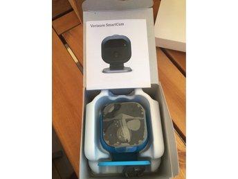verisure batteribyte kamera