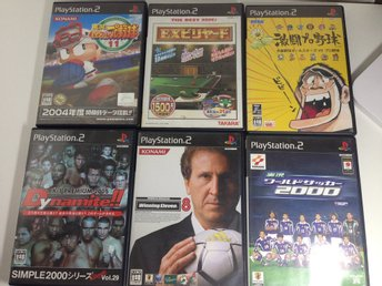 PS2 Playstation 2 Sex st sportspel