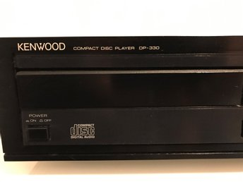KENWOOD CD DP-330